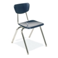 "12"" Stack Chair for Kindergarten, 51241"