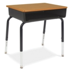 Open-Front Student Desk, CD05746