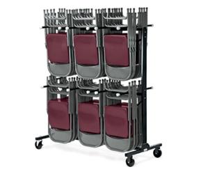 Folding Chair Caddy - 84 Chair Capacity, 90373