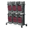 Folding Chair Caddy - 84 Chair Capacity, 90373