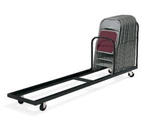 Folding Chair Caddy - 42 Chair Capacity, 90374