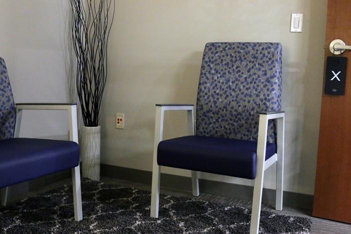 office wellness room