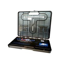 "Portable Magnetic Field Desk - 17""W x 11.5""D, 60090"