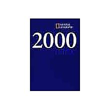 2000 Annual Index