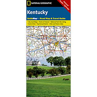 View Kentucky Guide Map image