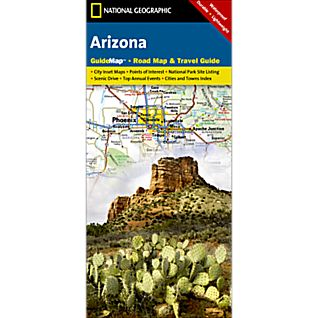 View Arizona Guide Map image