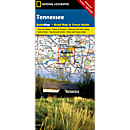 Tennessee Guide Map