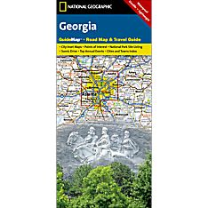 Georgia Guide Map