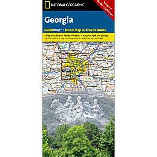 View Georgia Guide Map image