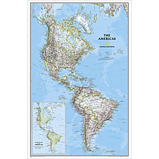 View The Americas Political Map image