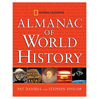 Almanac of World History - Hardcover