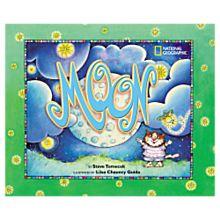Moon - Hardcover