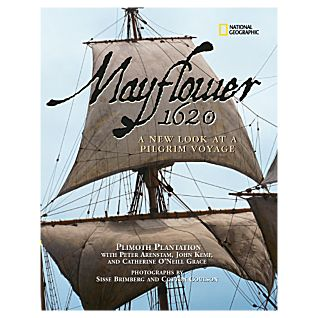 Mayflower 1620 - Hardcover