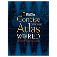 Concise Atlas of the World, 2003