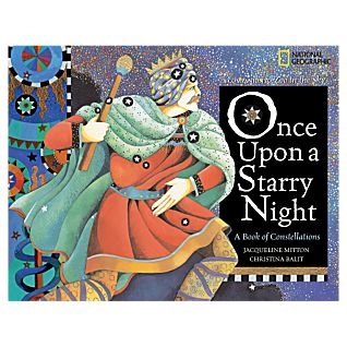 Once Upon A Starry Night - Hardcover