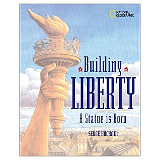 View Building Liberty: A Statue is Born image