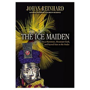 View The Ice Maiden - Hardcover image