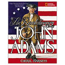The Revolutionary John Adams- Hardcover
