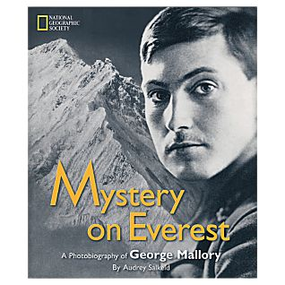 View Mystery on Everest: A Photobiography of George Mallory image