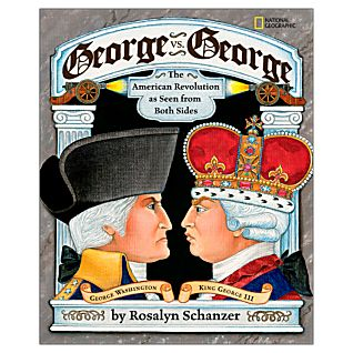 View George vs. George - Hardcover image