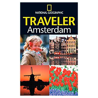 photo: National Geographic Traveler Amsterdam international guidebook