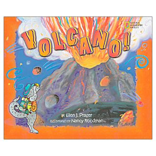 Volcano- Hardcover