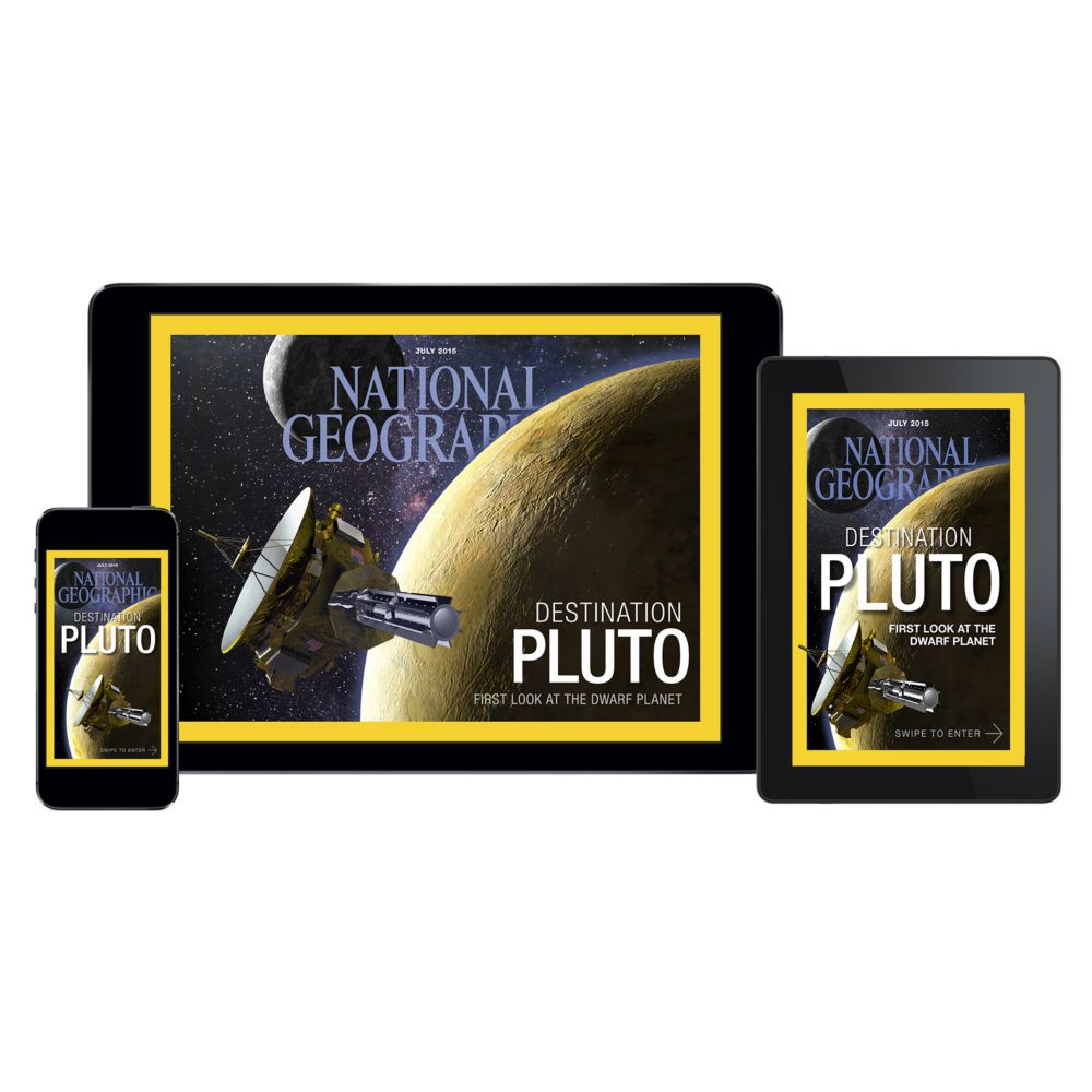 National Geographic Magazine Digital Access (U.S.)