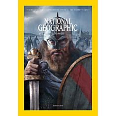 National Geographic Magazine Canadian Delivery - Gift