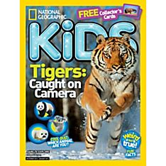 Geographic Magazines for Kids