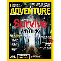 National Geographic Adventure Magazine International Delivery