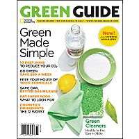 Green Guide Magazine U.S. Delivery
