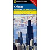 Chicago Destination City Map
