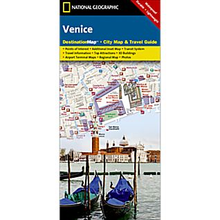 View Venice Destination City Map image