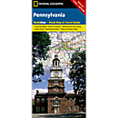 Pennsylvania Guide Map