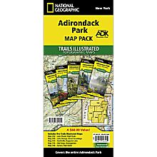 Adirondack Park Map Pack