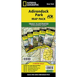 View Adirondack Park Map Pack image