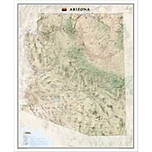Arizona Wall Map