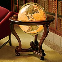 Limited Edition Everest World Globe