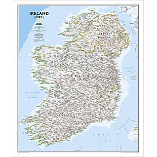 View Ireland Political Map (Classic) image