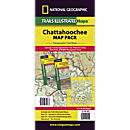 Chattahoochee National Forest Trail Maps (Map Pack Bundle)