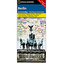 Berlin Destination City Map - Updated, 2010