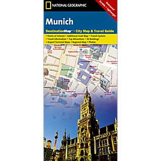 View Munich Destination City Map - Updated image