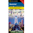 Montreal Destination City Map - Updated