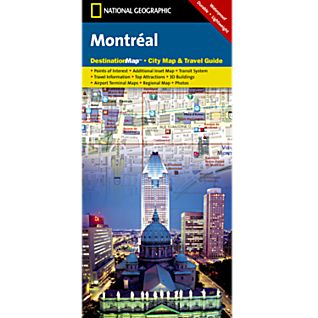 View Montreal Destination City Map - Updated image