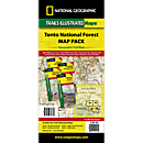 Tonto National Forest Trail Maps (Map Pack Bundle)