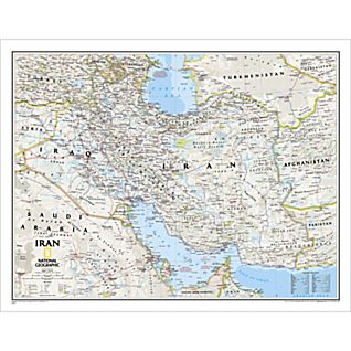 View Iran Political Map image