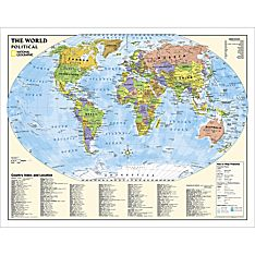 World Map Products