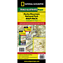 Rocky Mountain National Park Map Pack