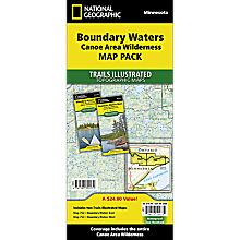 Boundary Waters Map Pack, 2010