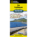 Caribbean Destination Map